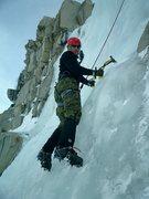Rock Climbing Photo: Lee Vining 2005