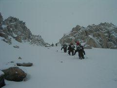 Rock Climbing Photo: Evolution Loop 2005
