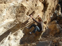 Rock Climbing Photo: north end ute valley