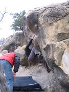 Rock Climbing Photo: Amber
