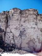 Rock Climbing Photo: Sunrise Wall, Sea Cliffs of North Quarry.