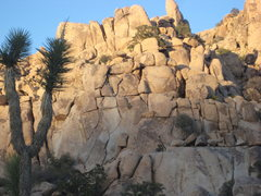 Rock Climbing Photo: headed out to Aguille de ....something...