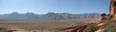 Rock Climbing Photo: Red Rock Pano