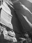Rock Climbing Photo: Unnamed 5.10 #2