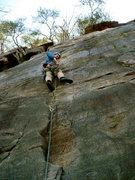 Rock Climbing Photo: Team Jesus, NRG, WV.