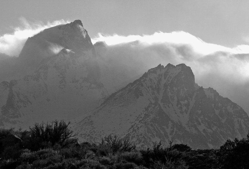 Mt. Humphreys, 13,986 ft.