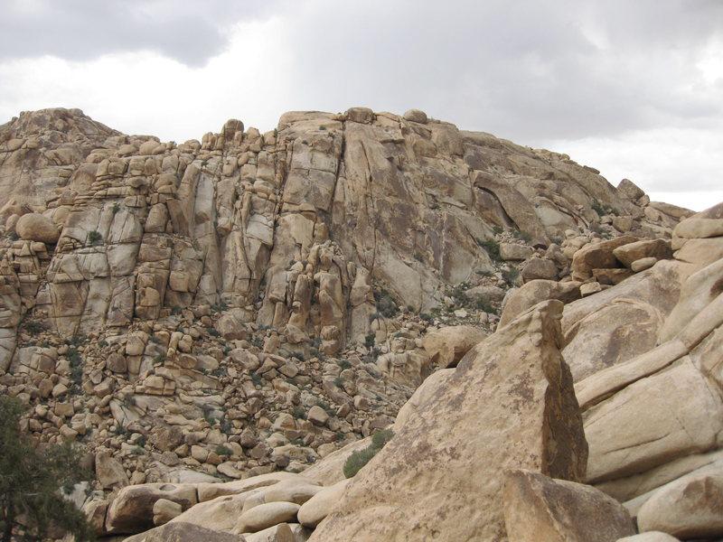 Rock Climbing Photo: The Pyramid