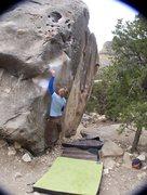 Rock Climbing Photo: Super Sloper