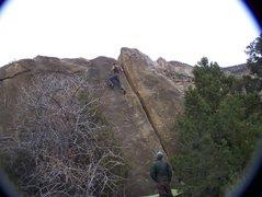 Rock Climbing Photo: Classic!