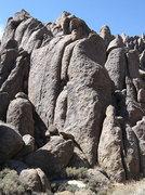 Rock Climbing Photo: DXM Wall.  Photo by Blitzo.