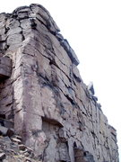 Rock Climbing Photo: Sends Wall and the Send Friend Cracks and Arete, S...