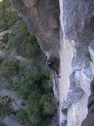 Rock Climbing Photo: the great don quixote (11d) - potrero chico
