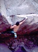 Rock Climbing Photo: Kiss of Life xhb