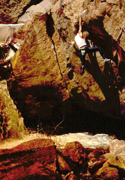 Rock Climbing Photo: Eastern Priest xhb