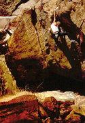 Rock Climbing Photo: Eastern Priest xhb