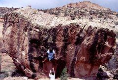 Rock Climbing Photo: Naturita hb