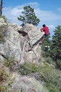 Rock Climbing Photo: Centennial Cone hb