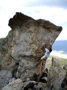 Rock Climbing Photo: Mount Evans xhb