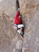 Rock Climbing Photo: Jaybro on Modern Warfare. Photo by Blitzo.