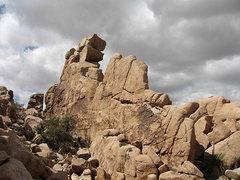Rock Climbing Photo: Wailing Wall. Photo by Blitzo.