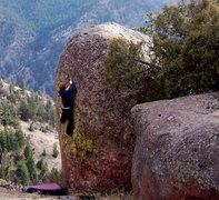 Rock Climbing Photo: Eldowest hb