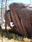 Rock Climbing Photo: Turkey Rocks hb