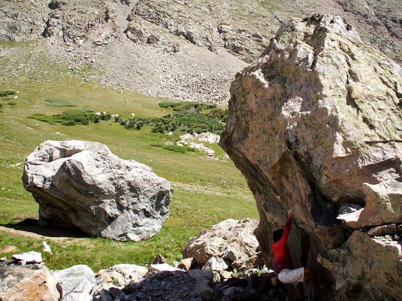 Rock Climbing Photo: Swissco hb