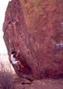 Rock Climbing Photo: Matthews/Winters hb