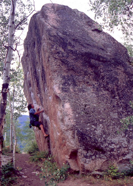 Rock Climbing Photo: Crested Butte hb