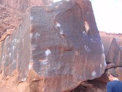 Rock Climbing Photo: Black Box