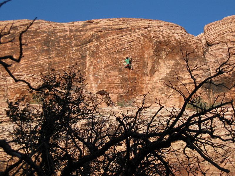 Rock Climbing Photo: PCM