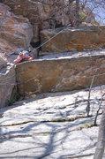 Rock Climbing Photo: Jen Hopper