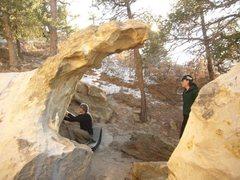 Rock Climbing Photo: da wave yo