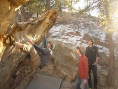 Rock Climbing Photo: wave