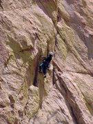Rock Climbing Photo: Bean Fest-er on Sheeps Head