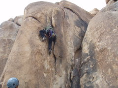 Rock Climbing Photo: Fly in the Ointment