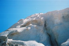 Rock Climbing Photo: A little tricky getting up into the pod to your fi...
