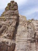 Rock Climbing Photo: Follow the bolts