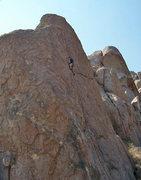 Rock Climbing Photo: Alabama Hills, Lone Pine, CA