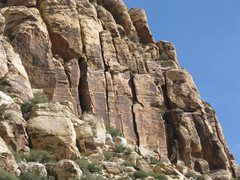 Rock Climbing Photo: Slot Club Wall
