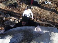 Rock Climbing Photo: T G Daniel