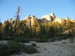 Rock Climbing Photo: Church Domes, CA
