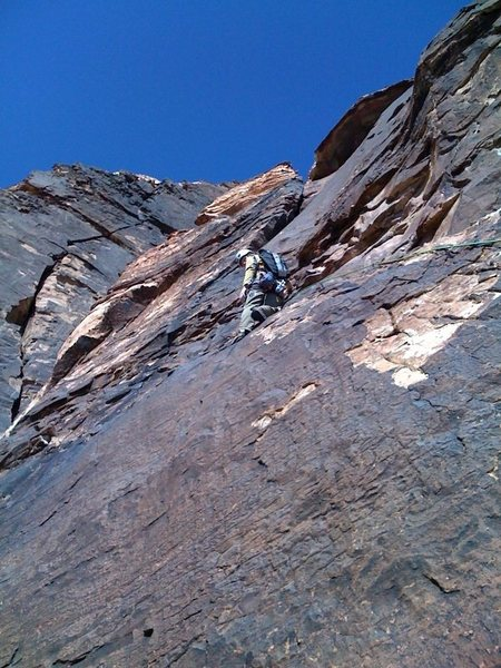 Rock Climbing Photo: Birdland p3