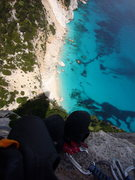 View from top of Aguglia towers, Cala Golorize/Sardegna