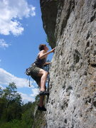 "Rock Climbing Photo: cliff called ""Klinge"" in Frankenjura/Ger..."