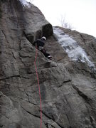 Rock Climbing Photo: M5 Conditions