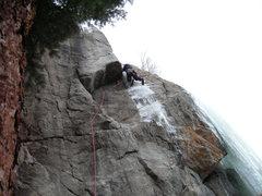 Rock Climbing Photo: Really fun climbing!