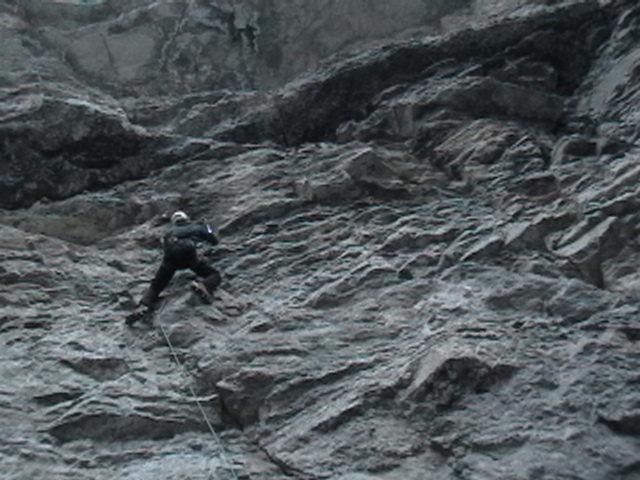 Rock Climbing Photo: Amphibian