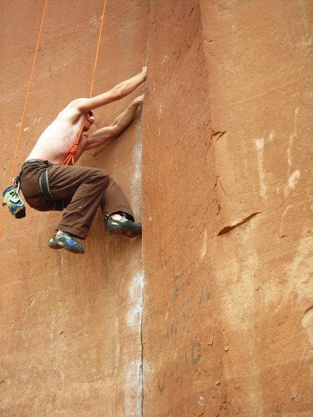 Rock Climbing Photo: Ruby's Cafe