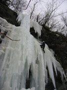 Rock Climbing Photo: Smuggler's Notch Vt. '05